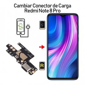 Cambiar Conector De Carga Redmi Note 8 Pro