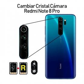 Cambiar Cristal de Camara Redmi Note 8 pro