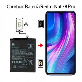 Cambiar Batería Redmi Note 8 pro