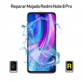 Reparar Mojado Redmi Note 8 pro