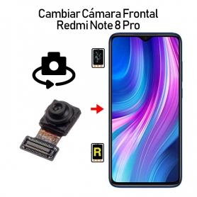 Cambiar Cámara Frontal Redmi Note 8 pro