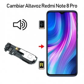Cambiar Altavoz De Música Redmi Note 8 pro