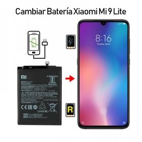 Cambiar Batería Mi 9 Lite