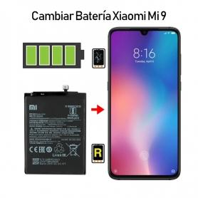 Cambiar Batería Xiaomi Mi 9