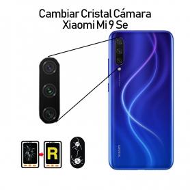 Cambiar Cristal Cámara Trasera Xiaomi Mi 9 SE