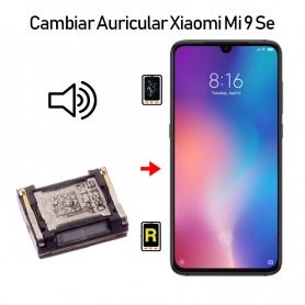 Cambiar Auricular De Llamada Xiaomi Mi 9 SE