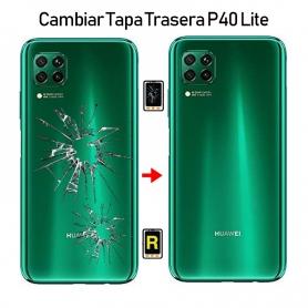 Cambiar Tapa Trasera Huawei P40 Lite