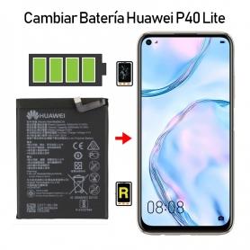 Cambiar Batería Huawei P40 Lite