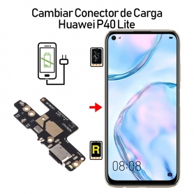 Cambiar Conector De Carga Huawei P40 Lite