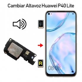 Cambiar Altavoz De Música Huawei P40 Lite
