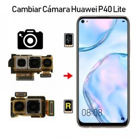Cambiar Cámara Trasera Huawei P40 Lite