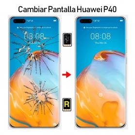 Cambiar Pantalla Huawei P40