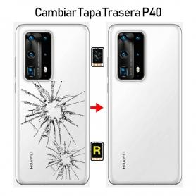 Cambiar Tapa Trasera Huawei P40