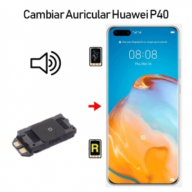 Cambiar Auricular De Llamada Huawei P40