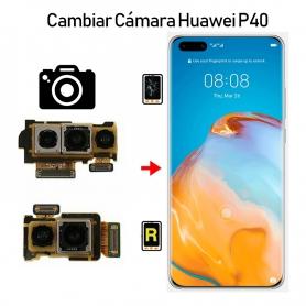 Cambiar Cristal Cámara Trasera Huawei P40