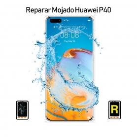 Reparar Mojado Huawei P40