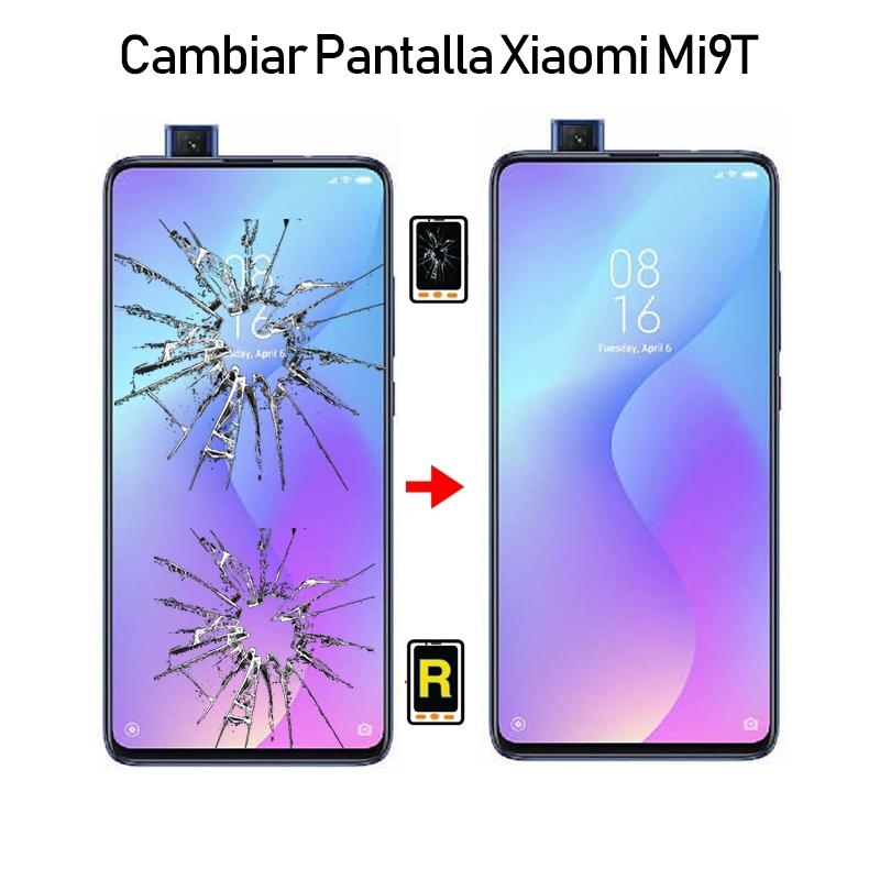 Cambiar Pantalla Xiaomi Mi 9T