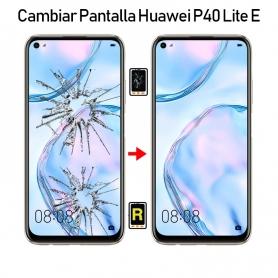 Cambiar Pantalla Huawei P40 Lite E