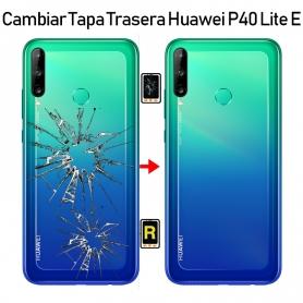 Cambiar Tapa Trasera Huawei P40 Lite E