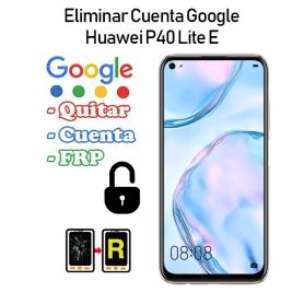 Eliminar Cuenta Google Huawei P40 Lite E