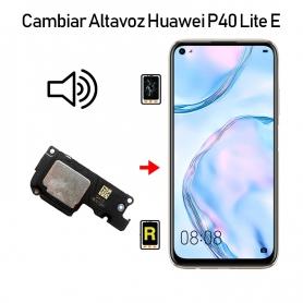 Cambiar Altavoz De Música Huawei P40 Lite E