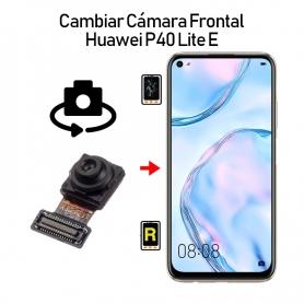 Cambiar Cámara Frontal Huawei P40 Lite E