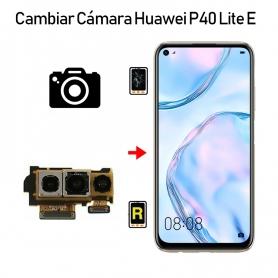 Cambiar Cámara Trasera Huawei P40 Lite E
