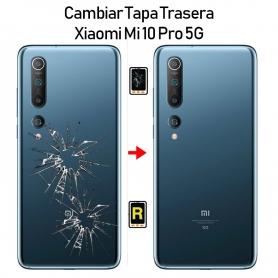 Cambiar Tapa Trasera Xiaomi Mi 10 Pro 5G