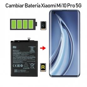 Cambiar Batería Xiaomi Mi 10 Pro 5G