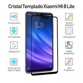 Cristal Templado Xiaomi Mi 8 Lite