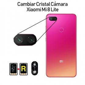 Cambiar Cristal Cámara Trasera Xiaomi Mi 8 Lite