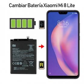 Cambiar Batería Xiaomi Mi 8 Lite