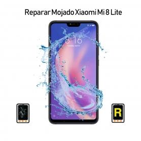 Reparar Mojado Xiaomi Mi 8 Lite