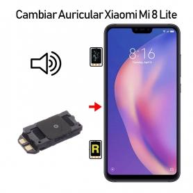 Cambiar Auricular De Llamada Xiaomi Mi 8 Lite