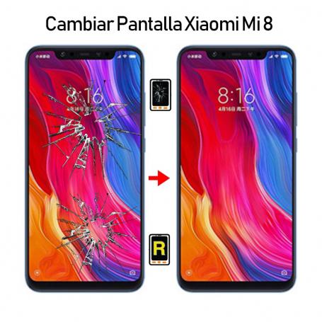 Cambiar Pantalla Xiaomi Mi 8 Original