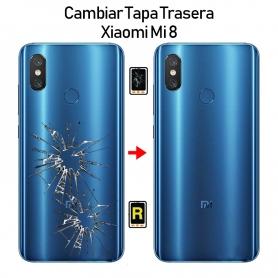 Cambiar Tapa Trasera Xiaomi Mi 8
