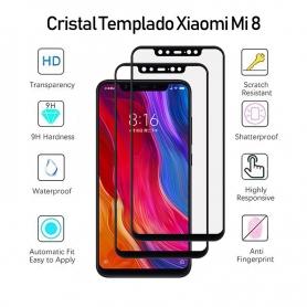 Cristal Templado Xiaomi Mi 8