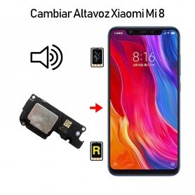 Cambiar Altavoz De Música Xiaomi Mi 8