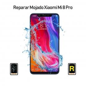 Reparar Mojado Xiaomi Mi 8 Pro
