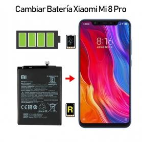Cambiar Batería Xiaomi Mi 8 Pro