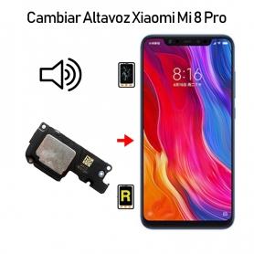 Cambiar Altavoz De Música Xiaomi Mi 8 Pro