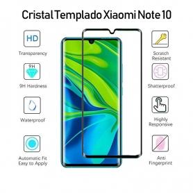 Cristal Templado UV Xiaomi Mi Note 10