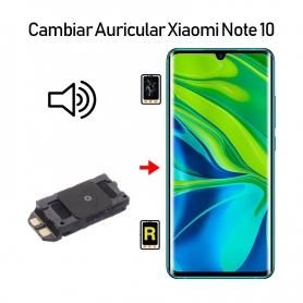 Cambiar Auricular De Llamada Xiaomi Mi Note 10