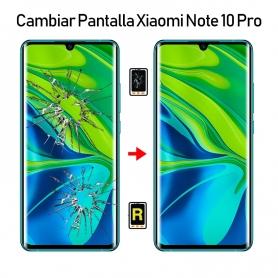 Cambiar Pantalla Xiaomi Mi Note 10 Pro