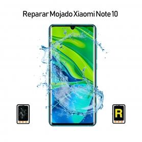 Reparar Mojado Xiaomi Mi Note 10 Pro