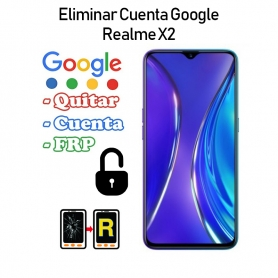 Eliminar Cuenta Google Realme X2