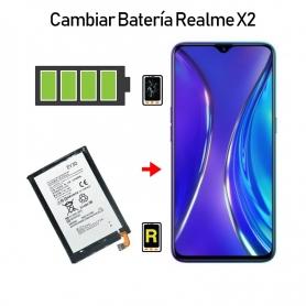 Cambiar Batería Realme X2