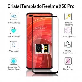 Cristal Templado Realme X50 Pro