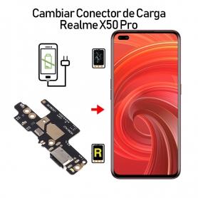 Cambiar Conector De Carga Realme X50 Pro