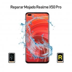 Reparar Mojado Realme X50 Pro